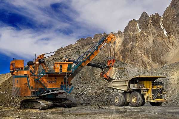 Smörjmedel för gruvindustrin