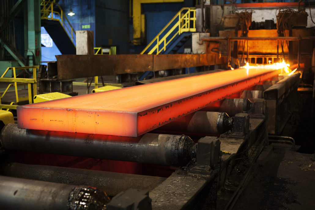 Smörjmedel för stålindustrin
