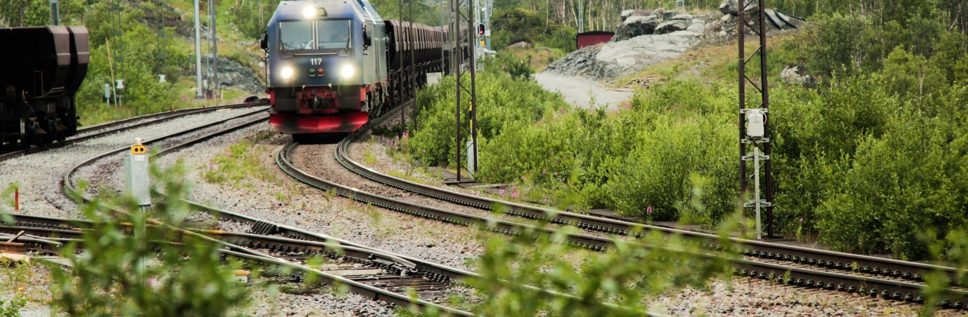Smörjmedel järnvägssektorn